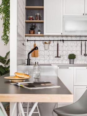80平米null风格厨房图片大全