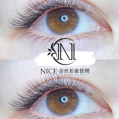 日式美睫效果图