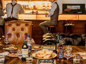 笑面人威士忌雪茄俱乐部Whisky Bar