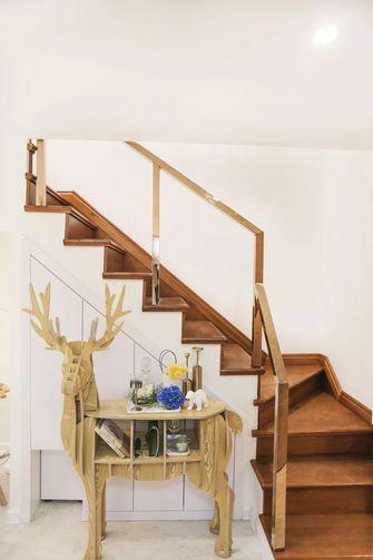 80平米null风格楼梯间设计图