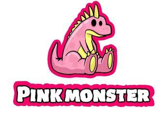 Pink Monster 日式美甲美睫