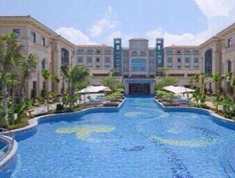 海口红燕堂酒店温泉游泳池(西海岸店)