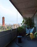90平米一居室null风格阳台图