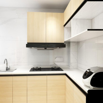 50平米公寓null风格厨房欣赏图