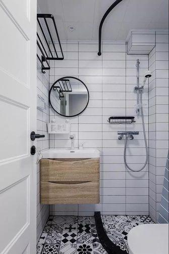 70平米公寓null风格卫生间设计图