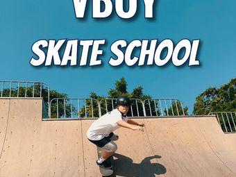VBOY滑板学校