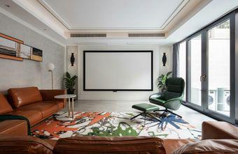 140平米复式null风格影音室欣赏图
