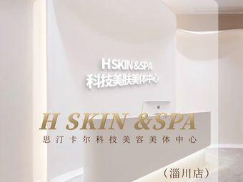 H skin &spa日式皮肤管理中心(淄川店)