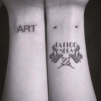 小图纹身款式图