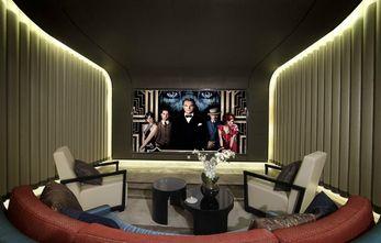 140平米别墅null风格影音室图片