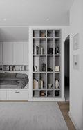 30平米超小户型null风格卧室装修效果图