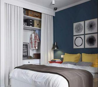 80平米null风格卧室设计图