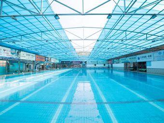 晋江体育中心游泳基地