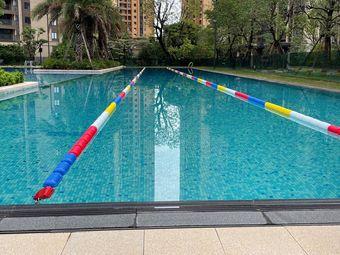 时代倾城游泳馆