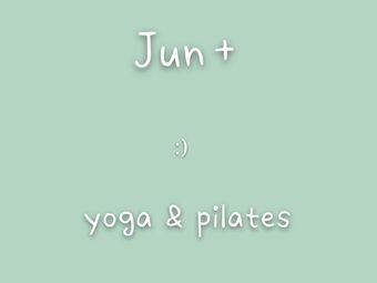Jun+pilates君佳普拉提