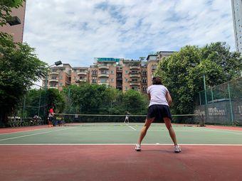 怡然网球俱乐部(沙湾店)