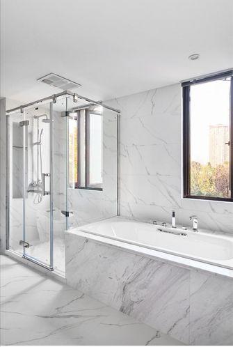 140平米别墅null风格卫生间装修案例