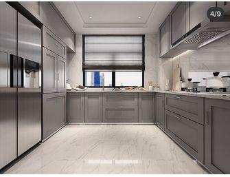 130平米三null风格厨房设计图