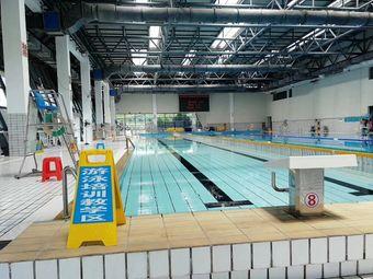 嘉兴学院游泳馆
