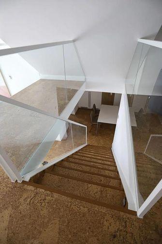 90平米一居室null风格楼梯间欣赏图