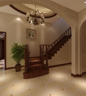 140平米四null风格楼梯间效果图