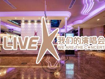 LIVE K·莱芙K主题KTV