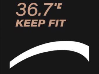 36.7℃ keep fit健身工作室