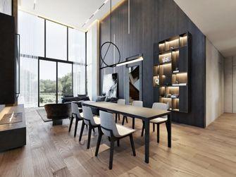 140平米别墅null风格餐厅图
