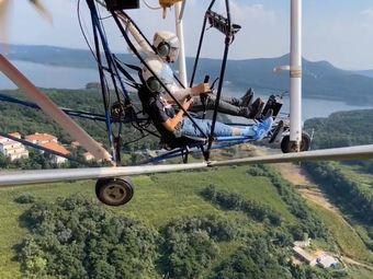 辽宁飞虎滑翔伞轻型飞机