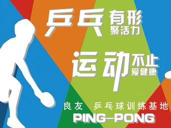 良友乒乓球活动中心(凯悦中心)