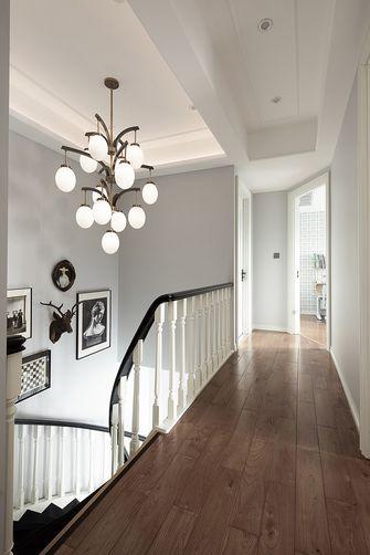 140平米别墅null风格楼梯间装修图片大全