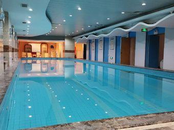 内蒙古国航大厦-游泳馆