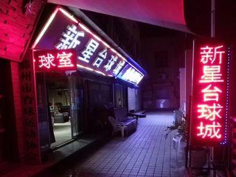 新星台球城(新兴路步行街店)