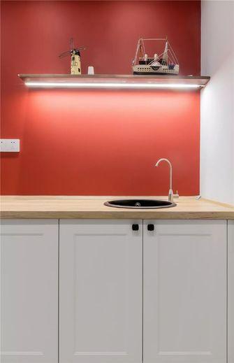 140平米三null风格厨房装修效果图