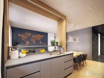 60平米一居室null风格厨房装修图片大全
