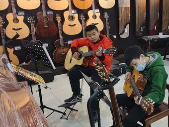 指典吉他琴行艺术中心(禹州店)