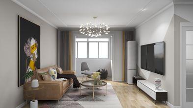 50平米公寓null风格客厅装修效果图