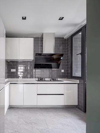 130平米三null风格厨房欣赏图