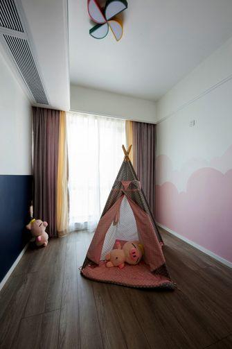 110平米三null风格儿童房装修效果图