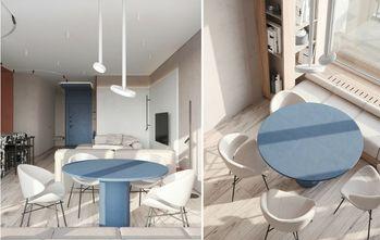 60平米公寓null风格餐厅欣赏图