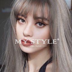 南京无痕接发MyStyle造型的图片