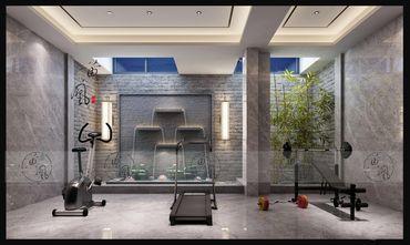 140平米别墅null风格健身室装修图片大全