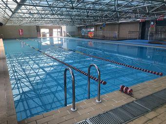 青和力恒温游泳馆