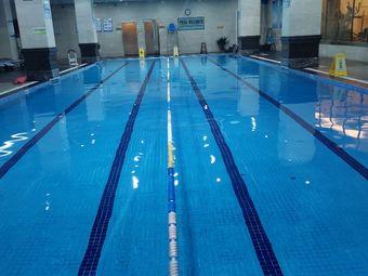 上虞宾馆游泳馆