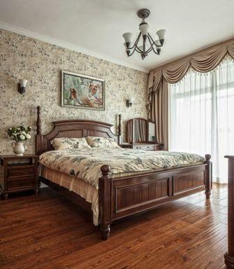 130平米三null风格卧室装修图片大全