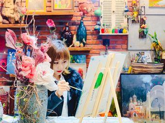 木子画苑DIY油画馆(西城红场店)
