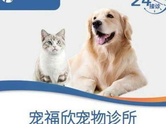 瑞泽·宠福欣宠物医院(宠宜欣南山24h分院)