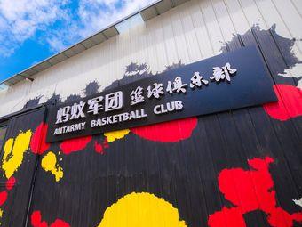 蚂蚁军团篮球俱乐部