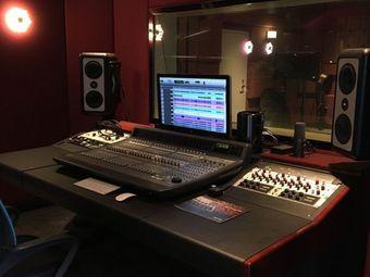 星唱錄音棚