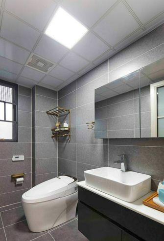 90平米三null风格卫生间设计图